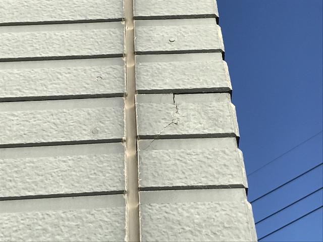 外壁 サイディング 劣化