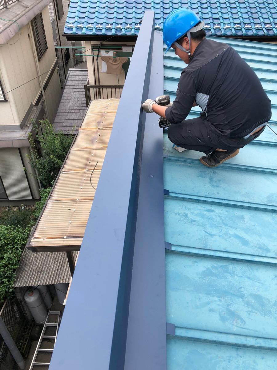 雨漏れ修理6 20200923