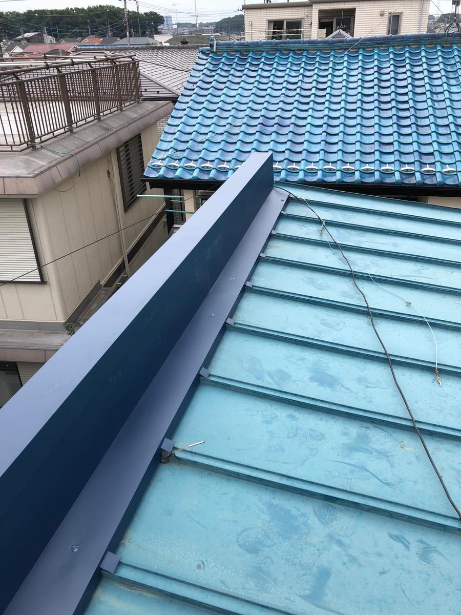 雨漏れ修理7 20200923
