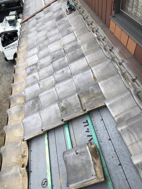 雨漏れ修繕6 20200901