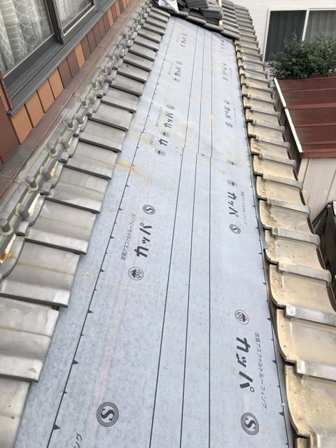 雨漏れ修繕4 20200901