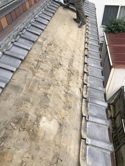 雨漏れ修繕20200901