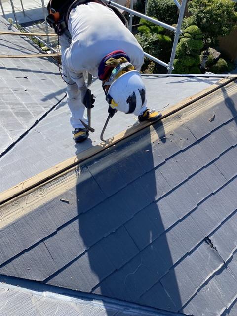 屋根剥がし2 20200924