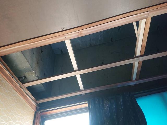 天井張り替え2 20200904