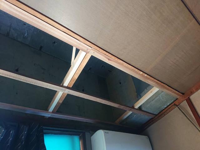 天井張り替え3 20200904