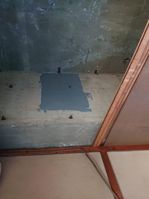 天井張り替え20200904