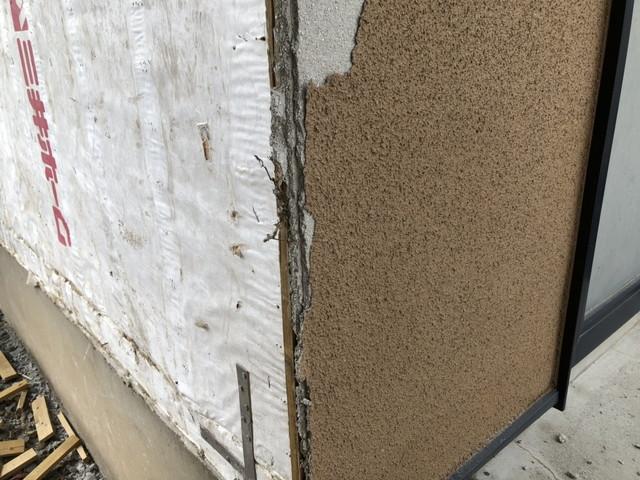 リフォーム 外壁張り替え 既存外壁材撤去
