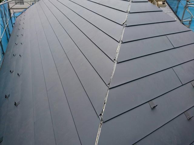 屋根カバー工法 本体