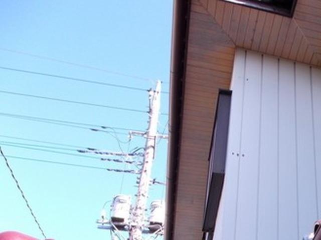 外壁 リフォーム 軒天井