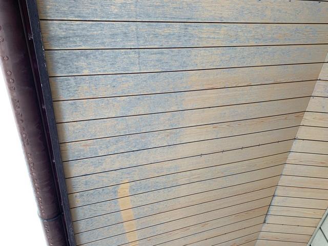 外壁 リフォーム 軒天井 劣化