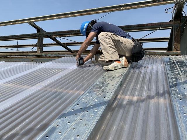 屋根 張り替え