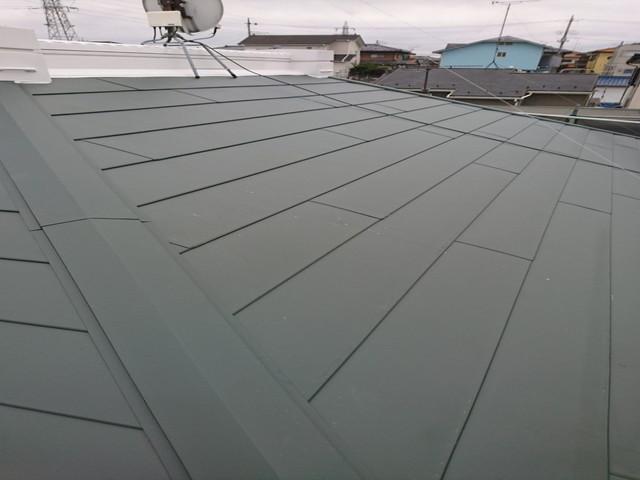 屋根 仕上げ