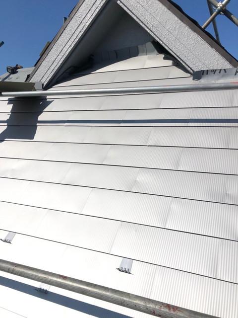 屋根カバー工法 ヒランビー