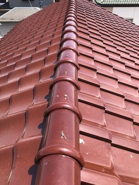 屋根 陶器瓦