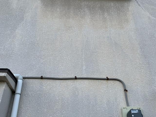 現地調査 外壁