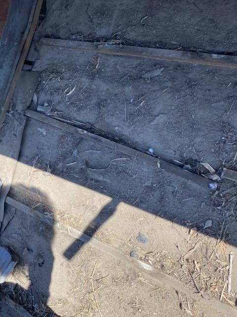 屋根 葺き戻し工事 瓦撤去後 瓦桟木劣化